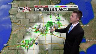 Dustin's Forecast 9-21 - Video