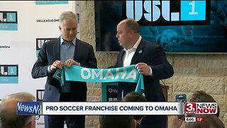Omaha to be home to professional soccer in 2020