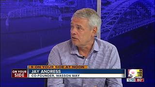 Phase 1of Wasson Way trail opens - Video