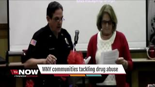 Fighting the opioid epidemic: 'It Takes A Community' - Video