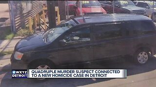 Search for suspected killer