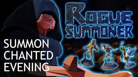 Rogue Summoner Review - PC Steam and itch - Indie Roguelike Tactics