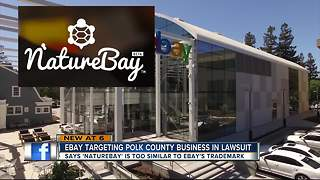eBay suing small Florida business owner over its name - Video