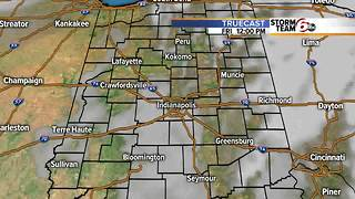 Thursday Evening Forecast - Video