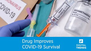 Drug Improves COVID-19 Survival
