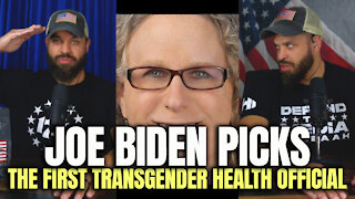 Joe Biden Picks The First Transgender Health Official