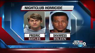 Second nightclub homicide suspect turns self in