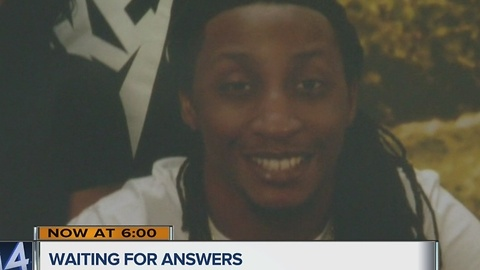 Family still waiting for answers after Jay Anderson shooting