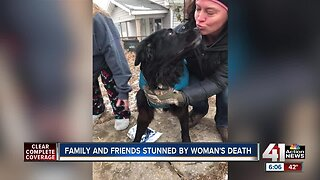 Loved ones celebrate life of woman devoted to animal rescue