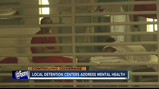 UPDATE: Local detention centers address mental health of inmates