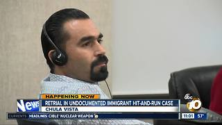 Undocumented immigrant charged in hit and run - Video