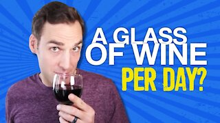 Benefits of Wine | A glass of wine per day?
