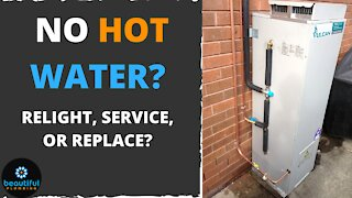 Why No Hot Water? Easy Solution You Need to Know.