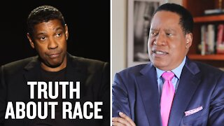 Denzel Washington - The Only Hollywood Star Telling the Truth About Race | Larry Elder