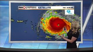 Hot & Humid with Scattered Storms - Video