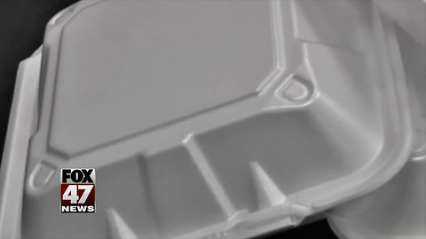 Maryland may become the first state to ban foam food containers and cups