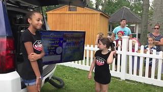 Marissa and Makayla Fair Wx - Video