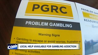 Help for problem gambling