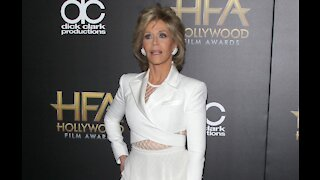 Jane Fonda went skinny-dipping with Michael Jackson!