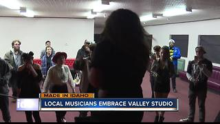Made in Idaho: Local musicians embrace valley studio