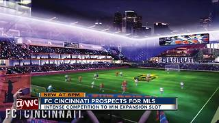 FC Cincinnati prospects for MLS - Video