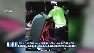 ATM stolen from Hillsborough County strip club - Video