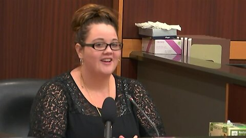 Full testimony: Taylor Shomaker takes the stand in the Mark Sievers trial
