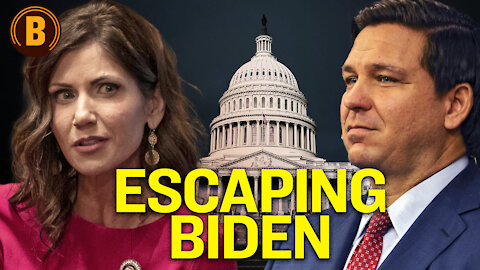 Stopping Biden: South Dakota Bill Against Executive Orders; In Cancel Culture: Lou Dobbs and Trump