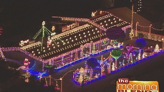 Great Christmas Light Fight Competitors 12/19/16 - Video