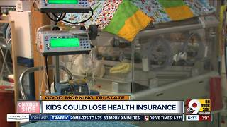 Parents urging lawmakers to support Children's Health Insurance Program - Video