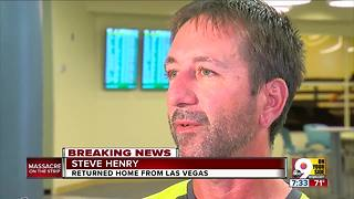 Local couple returns from Las Vegas after shooting - Video