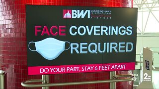 BWI Airport now requiring face coverings