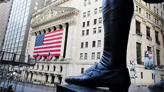 Wall Street Surges As Congress Preps Stimulus