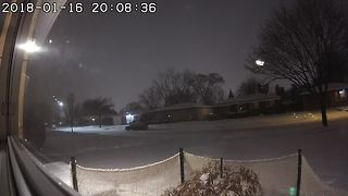 Camera in Warren captures metro Detroit meteor - Video
