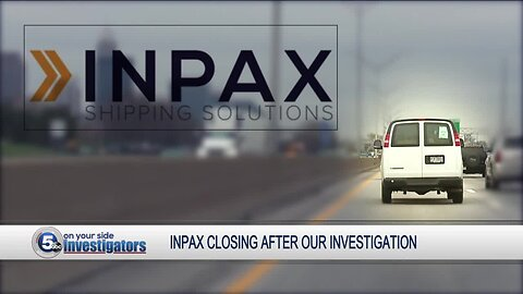 Inpax package delivery company closes its Euclid location after investigation into pay problems