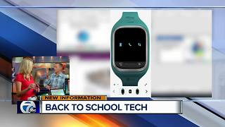 Back to school technology for kids - Video