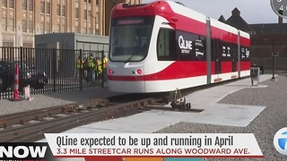 QLine expected to run in April - Video