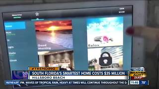 South Florida's smartest house - Video