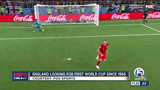 England looking for first World Cup since 1966 - Video