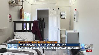 The hidden signs of drug use revealed