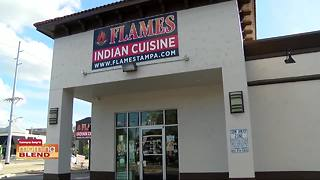 Flames Indian Cuisine - Video