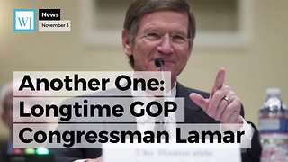 Another One: Longtime GOP Congressman Lamar Smith Announces Retirement