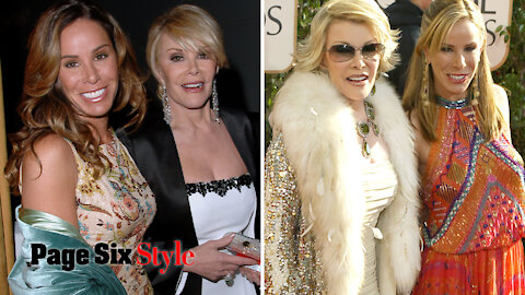 Joan Rivers 'wore Spanx before they were cool,' daughter Melissa says