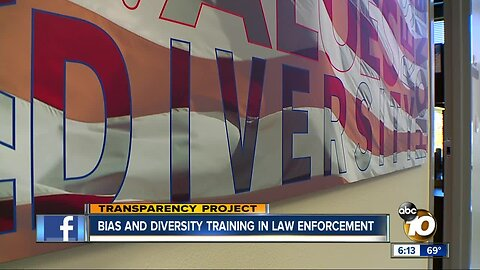 Transparency Project: Bias and diversity training in law enforcement