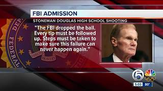 Senator Bill Nelson: The FBI dropped the ball - Video