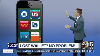 Financial Fitness Zone: Lost your wallet? No problem - Video
