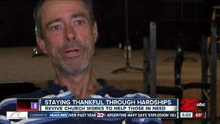 Local church helps addicts and homeless - Video