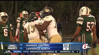 HIGHLIGHTS: Warren Central vs. Lawrence North - Video