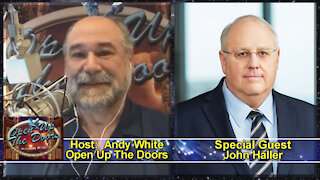 Andy White with Special Guest John Haller