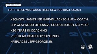Fort Pierce Westwood football names new head coach